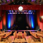 Haus der Springmaus Theater Bonn Köln Parkett NRW Rhein-Sieg Massiv Eiche Stabparkett hartwachsgeölt Osmo Bonn