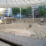 Teatro romano di Saragozza - Ponte fra culture e possibile luogo per eventi sull'efficienza energetica (foto: Cruccone)