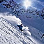Skitour am Allgäuer Hauptkamm