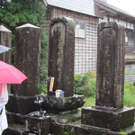 泰賢霊神墓所