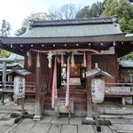 花山神社本殿