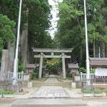 旧芦峅寺 あしくらじ 雄山神社