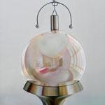 EQUILIBRIO EN MENTE.  Óleo sobre tela, 80 X 60 cm. Jorge Luna