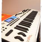 eines meiner Keyboards bzw. der MIDI-Controller