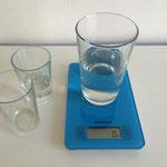 Wasser, Verdrängung, Experiment, kleine Forscher