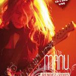 DVD Rendez-Vous à l'Élysée Montmartre -2010