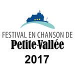 Festival en chanson de Petite-Vallée 2017