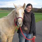 Oktober 2010 mit der neuen Besitzerin Kathrin