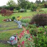Jardin de la Roche - Brinay