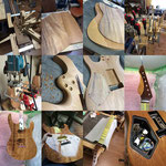 替えの利かない希少な木材を相手に、難易度の高い加工の連続。職人冥利に尽きる作業となりました。