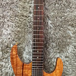 1P Koa Drop Top Custom Guitar