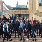 Еразъм + в Данската академия в Рим