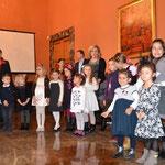 Коледен концерт в Посолството на 13.12.2015 г.