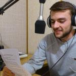 Данчо в радио Ватикана