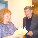 Песателите Румен Иванчев и Петя Лалева представят своите поезии