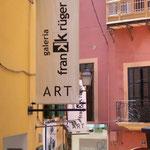 Doris Duschelbauer Galería de arte Krüger Palma de Mallorca