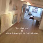 Doris Duschelbauer Art studio Vivian Borsani