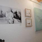 Doris Duschelbauer Exhibition Refugiados, Galería de arte  Zenitart