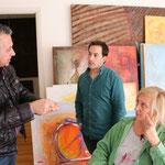 Doris Duschelbauer programa Artista TV Canal 4 Mallorca