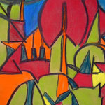 Farben-Klänge Komposition 1