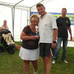 1. Platz Orientierungsfahrt   Tina und Matthias Dierks aus Nienburg, Niedersachsen