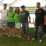 2. Platz Orientierungsfahrt   Wendy Harderwijk-Boomhouwer mit ihrer Crew aus Holland