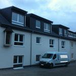 Anbau an ein bestehendes Alten- und Pflegeheim