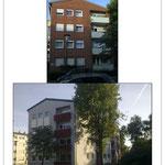 Sanierung und Modernisierung zweier Mehrfamilienhäuser
