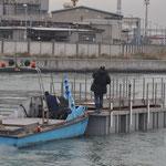 trasporto piattaforma galleggiante