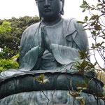 Buddhafigur /Tenno-ji