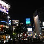 Hachiko-Kreuzung/Shibuya