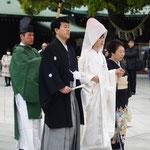 Hochzeit/Meiji-Schrein