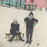 Bambini sulla neve (archivio A, Santi modif. D. Torri