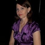 SOPRANO: Blanca Pulido (Lic Música - Educación)