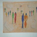 Menschenwanderung