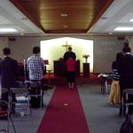レッドセレブレーション礼拝