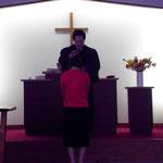 レッドセレブレーション礼拝3