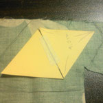 折りたたみ式トレイ/カルトナージュの作り方/手順_04
