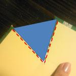 折りたたみ式トレイ/カルトナージュの作り方/手順_03-2