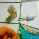 折りたたみ式トレイ/カルトナージュの作り方/手順_02-2