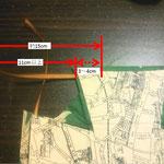 折りたたみ式トレイ/カルトナージュの作り方/手順_08-1