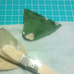 折りたたみ式トレイ/カルトナージュの作り方/手順_05