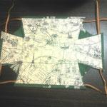 折りたたみ式トレイ/カルトナージュの作り方/手順_08-2