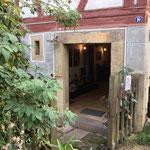 Mein Standort: Wohnhaus C. Körte, das älteste Haus des Dorfes