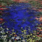 Wasser-Studie IX // 40 x 50cm