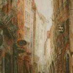 Rue Martin-Presqu'ile // 75 x 125cm // Privatbesitz