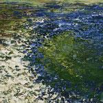 Wasser-Studie II // 40 x 50cm // verkauft
