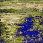 Wasser-Studie VIII //30 x 30cm // verkauft
