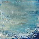 Wasser-Studie I // 30 x 30cm // verkauft