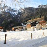 Lämmerhof mit Tennengebirge